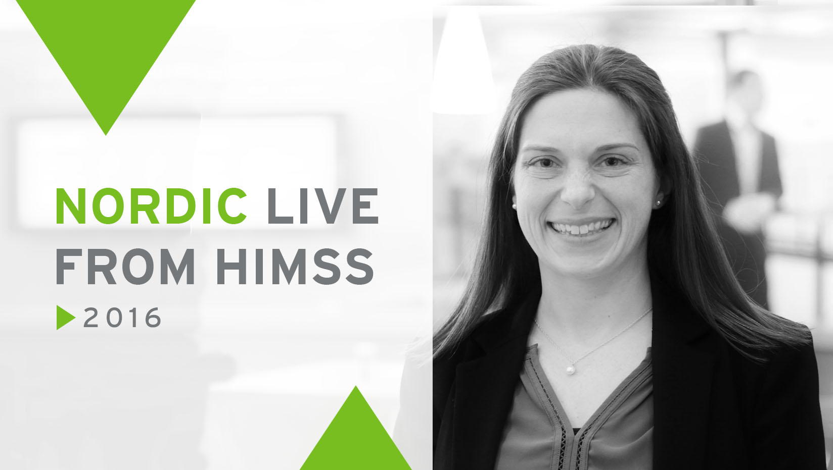 Abby Polich at HIMSS16